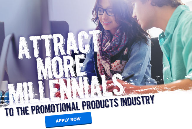 Attract More Millennials to the Promotional Products Industry