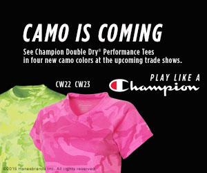 Advertisement: Champion Locator