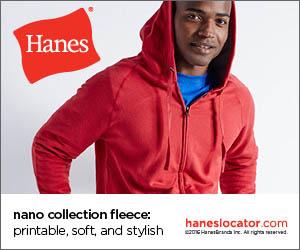Advertisement: Hanes