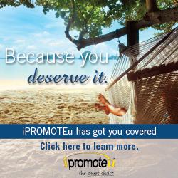 Advertisement: iPROMOTEu