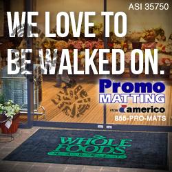 Advertisement: PromoMatting by Americo