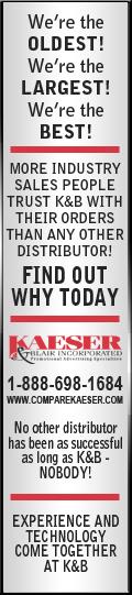 Advertisement: Kaeser & Blair