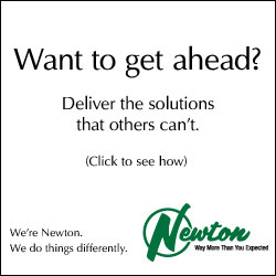Advertisement: Newton