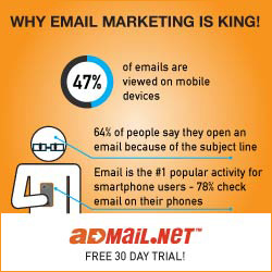 Advertisement: Admail.net