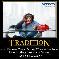 Advertisement: The Vernon Company