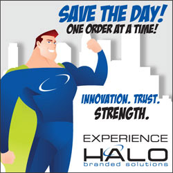 Advertisement: Halo Lee Wayne