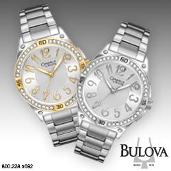 Advertisement: Bulova Corp