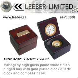 Advertisement: Leeber Limited