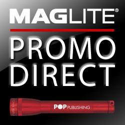 Advertisement: Maglite Promo Direct