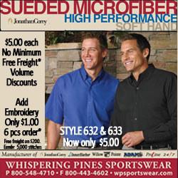 Whispering Pines Sportswear