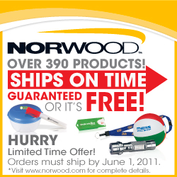 Advertisement: Norwood