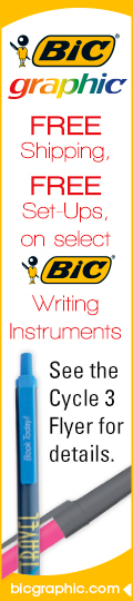 Advertisement: Bic Graphic USA