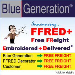 Advertisement: Blue Generation