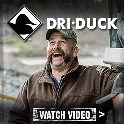 Advertisement: Dri Duck Traders Inc
