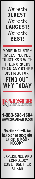 Advertisement: Kaeser and Blair