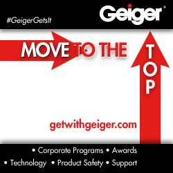 Advertisement: Geiger