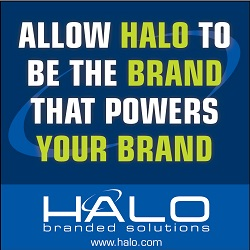 Advertisement:  HALO Branded Solutions