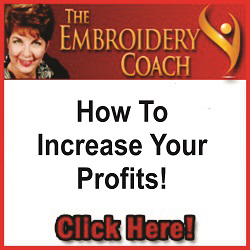 Advertisement: The Embroidery Coach