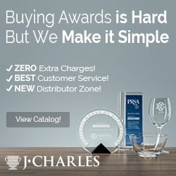 Advertisement:  J Charles Crystalworks Inc