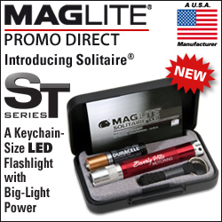 Advertisement: Maglite Promot Direct