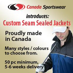 Advertisement: Canada Sportswear