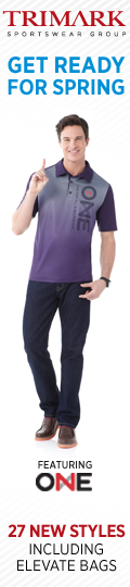 Advertisement: Trimark Sportswear