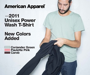 Advertisement: American Apparel