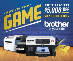 Advertisement:Brother International Corporation