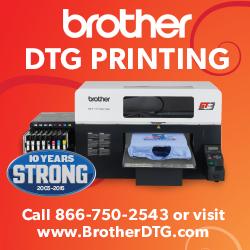 Advertisement: Brother International
