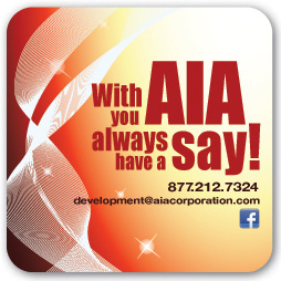 Advertisement: AIA