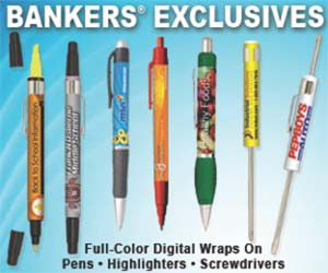 Advertisement: Bankers Pens Co Inc