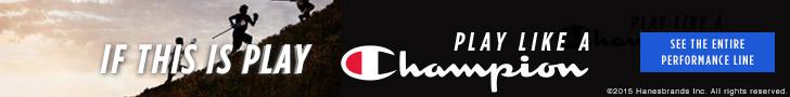 Advertisement: Hanes/Champion