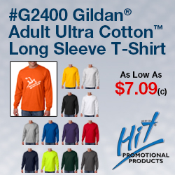 Advertisement: Hit Promotional Products