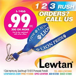 Advertisement: Lewtan