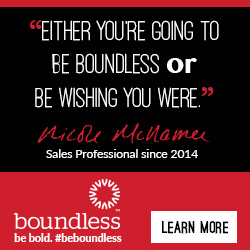 Advertisement: Boundless
