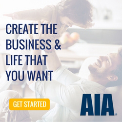 Advertisement: AIA Corporation
