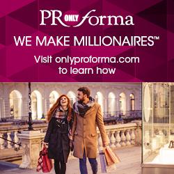 Advertisement:  Proforma