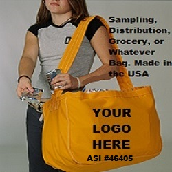 Advertisement: Continental Bag Co