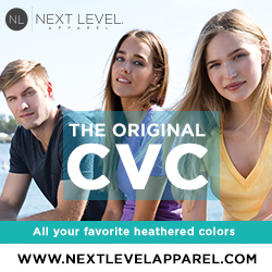 Advertisement: Next Level Apparel