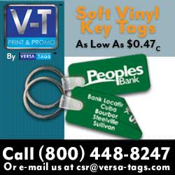 Advertisement: Versa-Tags