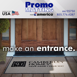 Advertisement: PromoMatting by Americo