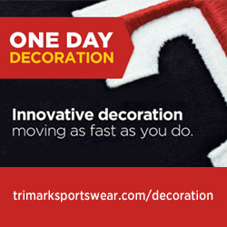 Sponosrship: Trimark Sportswear Group