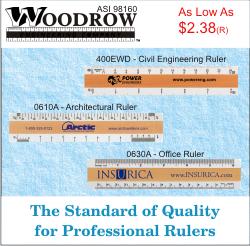 Advertisement: Woodrow Engineering Company