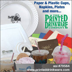 Advertisement: The Printed Drinkware Co