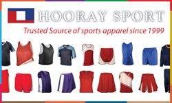 Advertisement: Force 2000 Athletic Apparel
