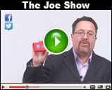The Joe Show: New Products, New Possibilities