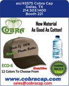 Cobra Cap