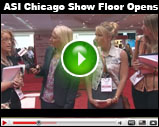 Trade Show Floor Opens