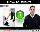 Counselor's How-To Minute: Improve Your Elevator Pitch