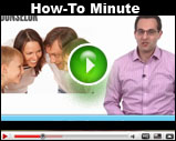 Counselor's How-To Minute: Family Business Succession Planning